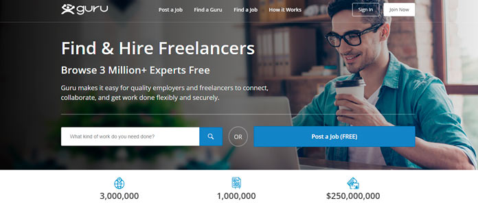 una importante plataforma para conseguir trabajo en internet