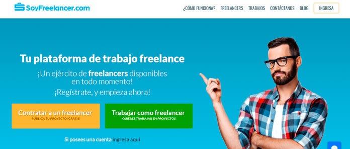 Una plataforma de contratación creada en latinoamerica para latinoamericanos