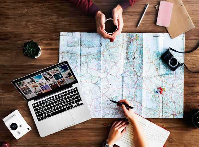 descubre como trabajar viajando por el mundo