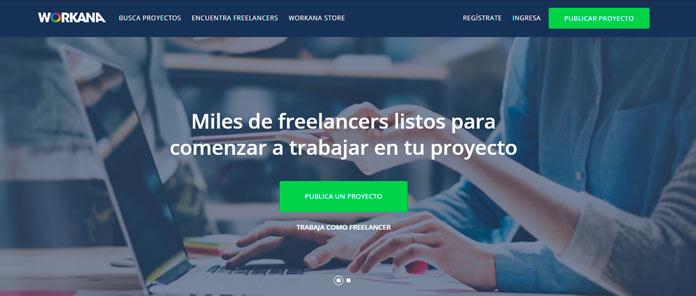 la mayor plataforma de contratación freelance de latinoamerica