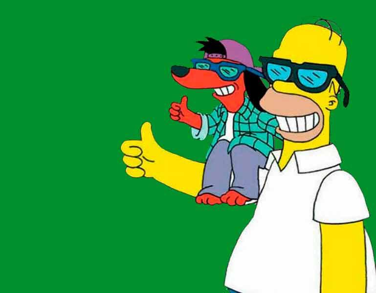 Homero Actor de Voz