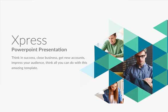 Plantillas de power point Xpress