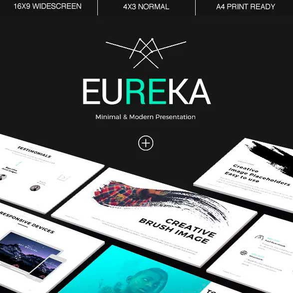 eureka plantilla de wordpress profesional